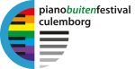 Logo Piano Buiten Festival Culemborg